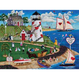 Hopeful Heart Light 500 Piece Jigsaw Puzzle