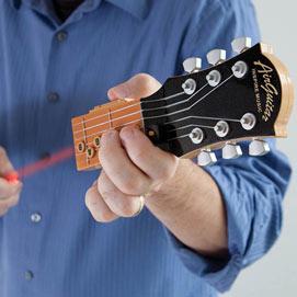 Infrared Air Guitar