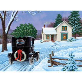 O Christmas Tree 500 Piece Jigsaw Puzzle