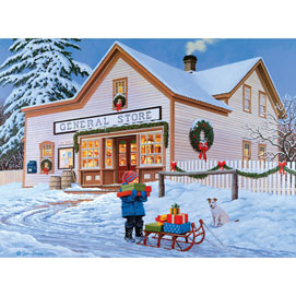 One Stop Shopping 500 Piece Jigsaw Puzzle