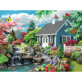 Dream Landscape 500 Piece Jigsaw Puzzle