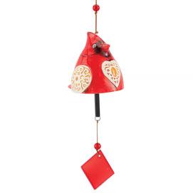 Bird Bell Chimes - Cardinal