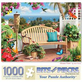 Ocean View 1000 Piece Jigsaw Puzzle