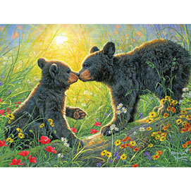 Love Is In The Air 300 Large Piece Jigsaw Puzzle