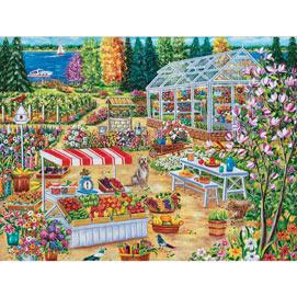 Garden Center II 1000 Piece Jigsaw Puzzle