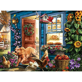 The Great Escape 300 Large Piece Jigsaw Puzzle