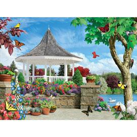 Vibrant Veranda 1000 Piece Jigsaw Puzzle