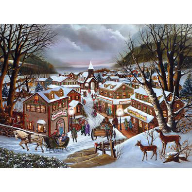 I Remember Christmas 300 Large Piece Jigsaw Puzzle