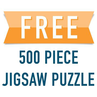 500-750 Piece Jigsaw Puzzles   Bits and Pieces