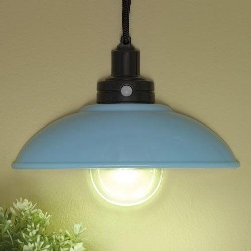 Retro Motion Sensor Lamp