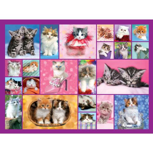 Kittens 1000 Piece Jigsaw Puzzle