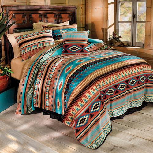 Mesa Fleece Bedding