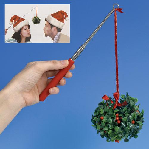 Mistletoe Stick