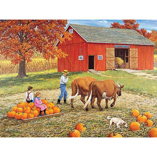 Pick Of The Patch 300 Large Piece Jigsaw Puzzle