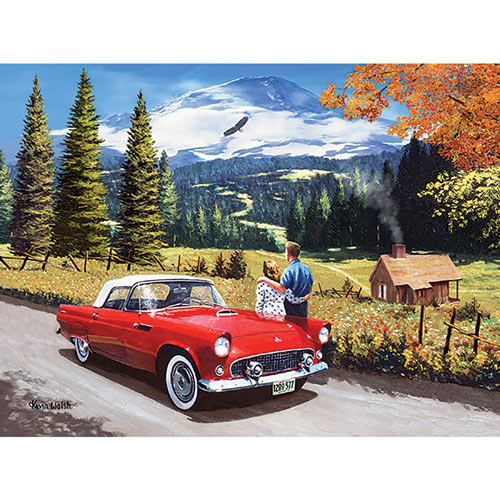 A Stop To Look Back 1000 Piece Jigsaw Puzzle