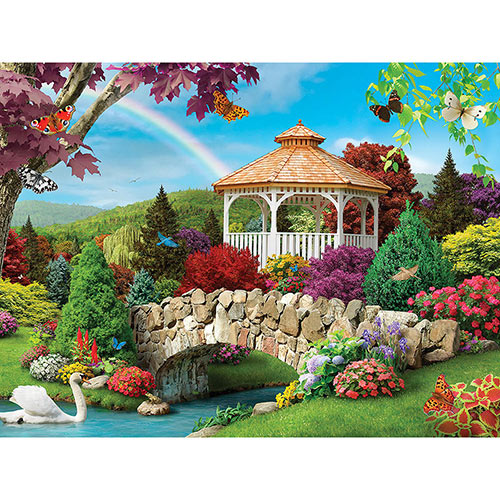 A Perfect Paradise 1000 Piece Jigsaw Puzzle