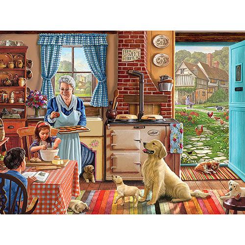 Cottage Interior 1000 Piece Jigsaw Puzzle