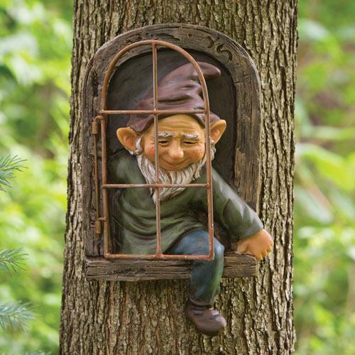 Emerging Elf Tree Hanger
