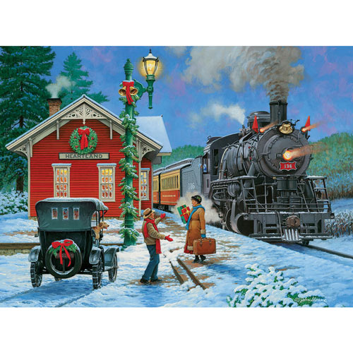 Homecoming 500 Piece Jigsaw Puzzle