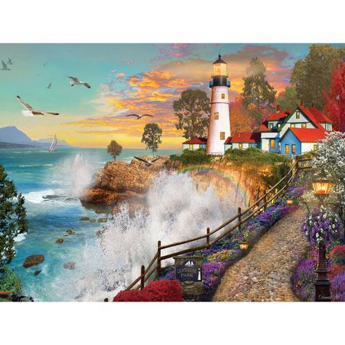 Lighthouse Park 1000 Piece Jigsaw Puzzle