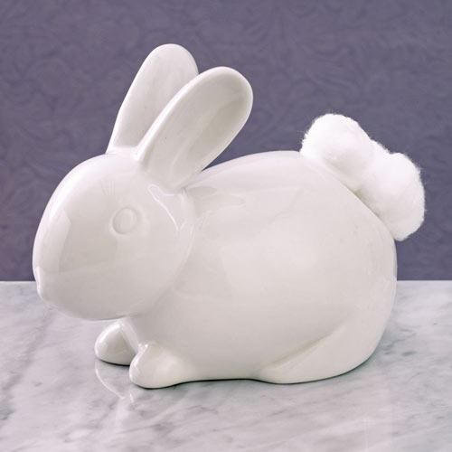 Bunny Cotton Ball Holder