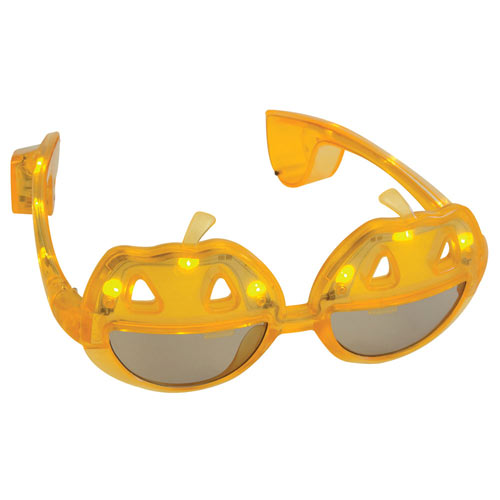 LED Pumpkin Glasses