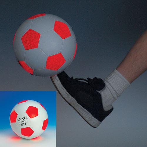 LED Light-Up Soccer Ball