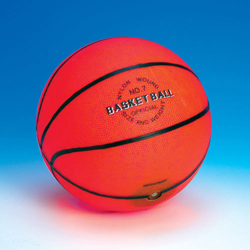 LED Light-Up Basketball