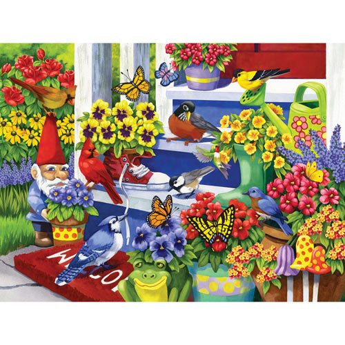 Step Right Up 500 Piece Jigsaw Puzzle