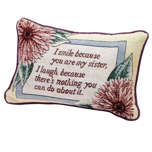Family and Friends - Sister Pillow