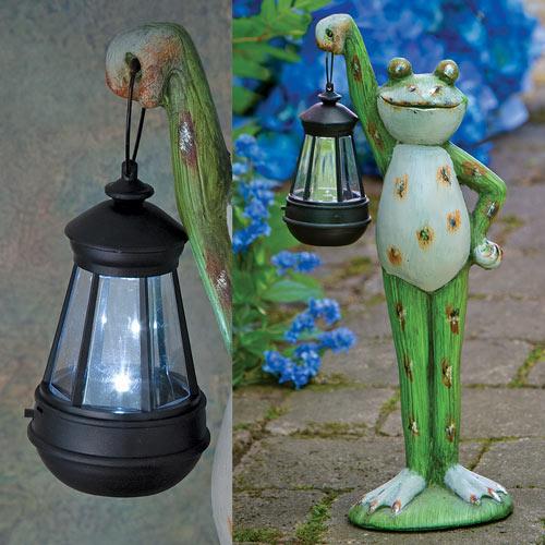 Frog Solar Lantern