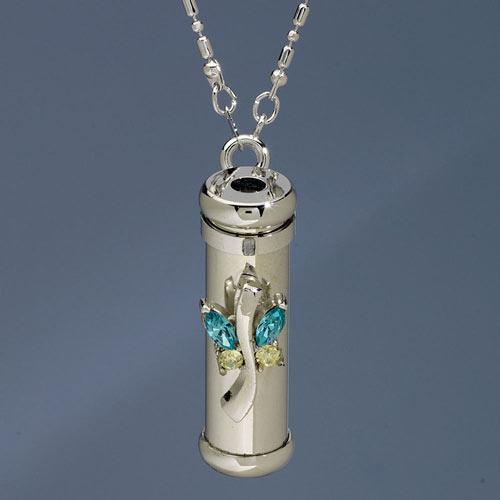 Kaleidoscope Pendant Necklace