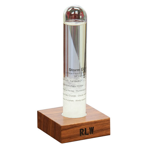 Personalized Petite Admiral Fitzroy Weather Instrument