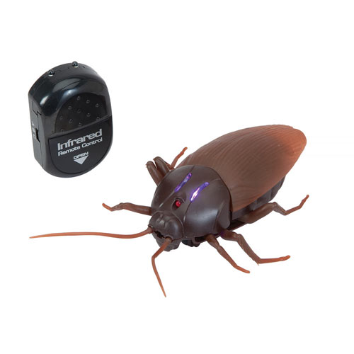 Giant Remote Control Roach