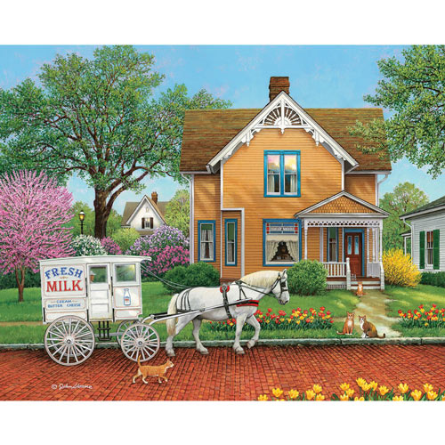 The Next Stop 1000 Piece Jigsaw Puzzle