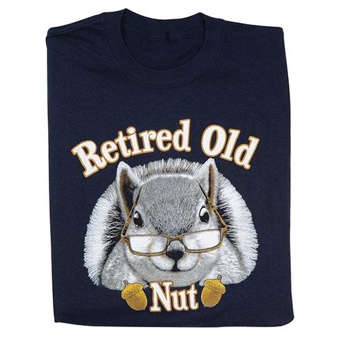 Retired Old Nut Tee