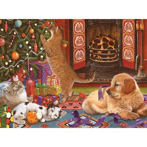 Christmas Helpers 500 Piece Jigsaw Puzzle