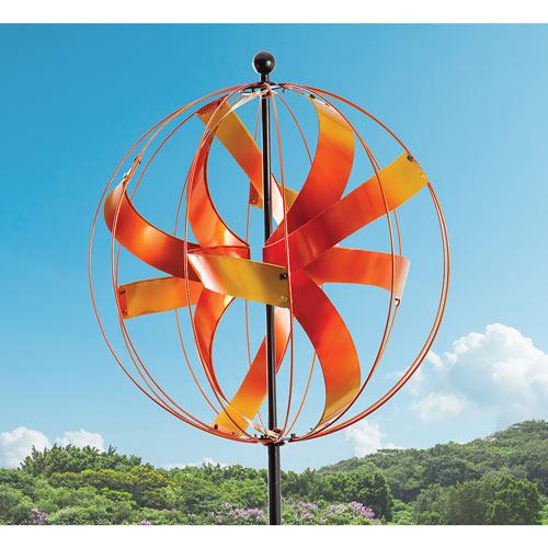 Revolution Wind Spinner