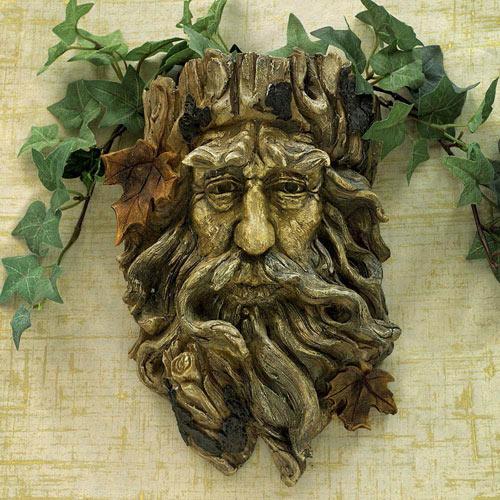 Old Man Tree Planter