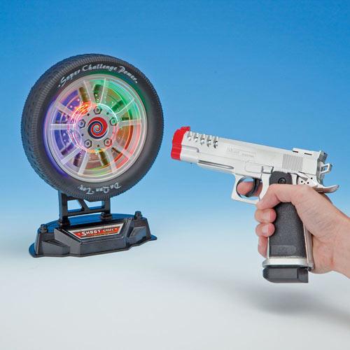 Laser Target Game