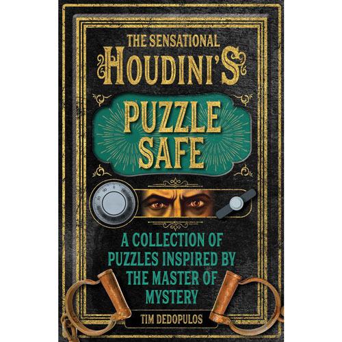 The Sensational Houdini Puzzle Book