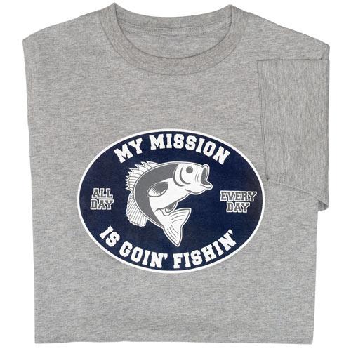 Fishin' Mission Tee
