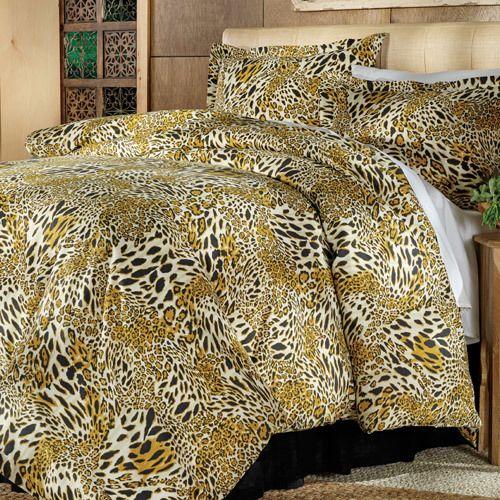 Wildcat Duvet Set