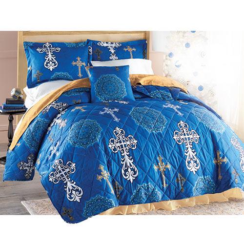 Simply Divine Quilt Set & Accessory