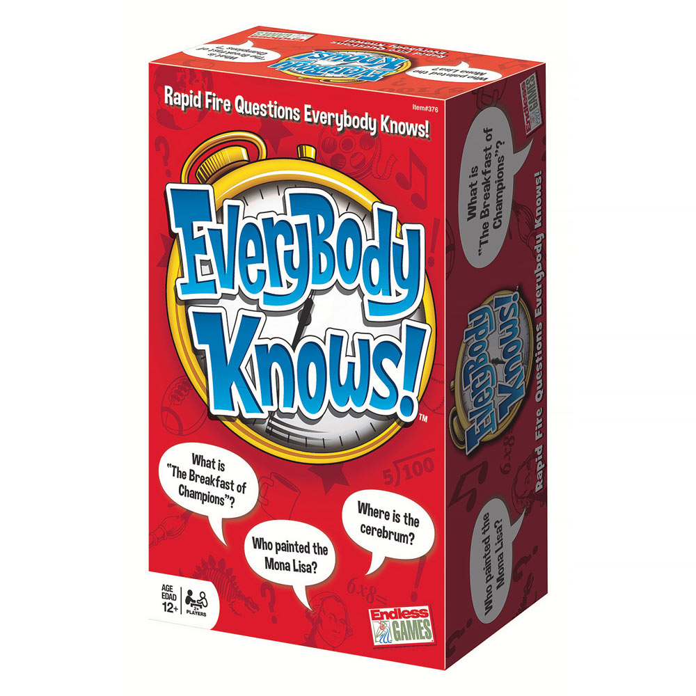 Everybody Knows Game