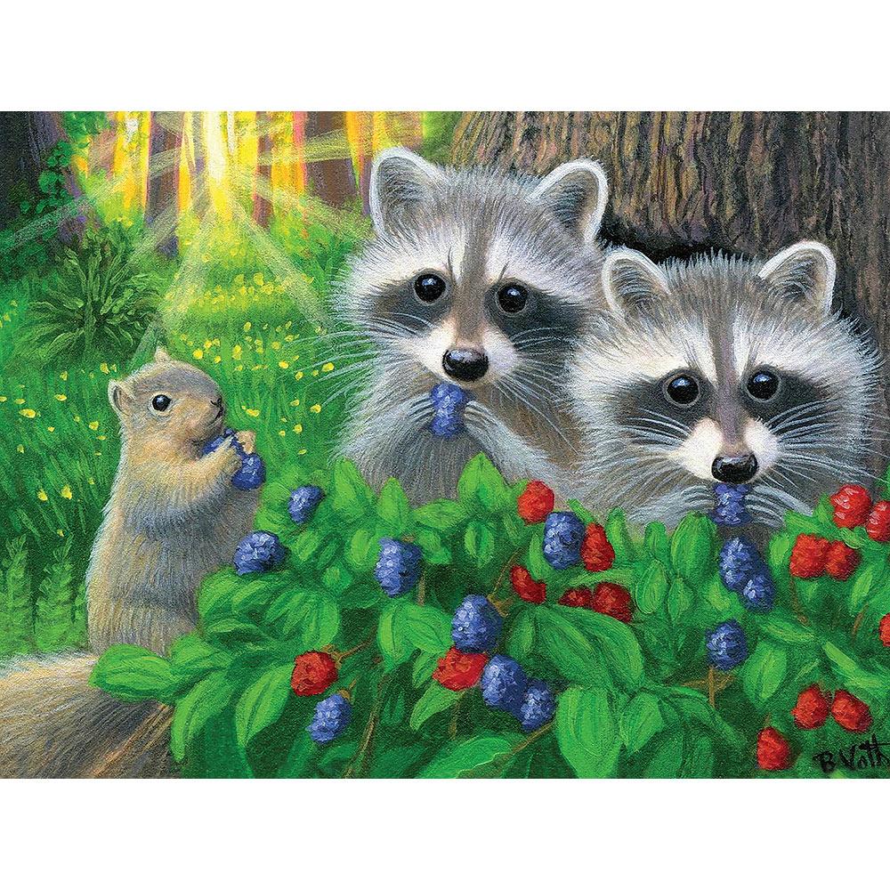Little Berry Babies 500 Piece Jigsaw Puzzle