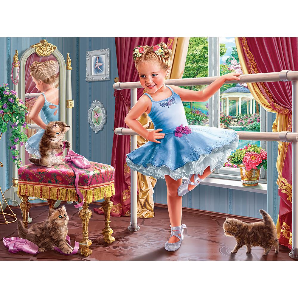 Little Ballerina 1000 Piece Jigsaw Puzzle
