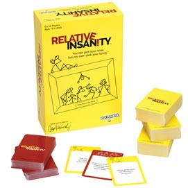 Relative Insanity Card