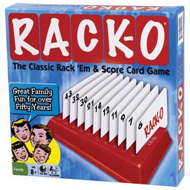 Rack-O® Game