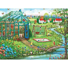 Happy Days 300 Large Piece Jigsaw Puzzle